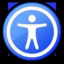 icone accès universel
